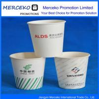 China Ceramic Coffee Cup Without Handle Customized Logo Printed wholesale