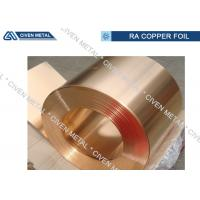 China Standard Tin Phosphor Bronze Foil Copper Alloy Metal Foils C5191 / C5210 wholesale