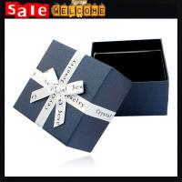 China Watch Jewelry Gift Boxes Cases Display,Jewelry Bow Rings Square Pack Jewelry Gift Boxes wholesale