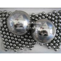 China High carbon high chrome steel ball wholesale