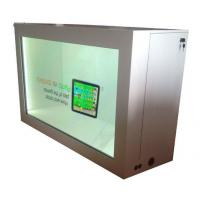 China HD Indoor 3G transparent lcd panel Window For Exhibition Wide viewing angel wholesale