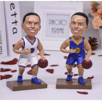 China Teacher's Day Gift Home Basketball Superstar Curry Mini Resinic Crafts Decorations In Competitive Price wholesale