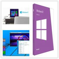 China 64 Bit Windows 8.1 Professional HP Installation Disc With System Recovery Repair wholesale