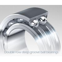 China Stainless Steel Double-row Angular Contact Ball Bearing S5203 2RS, S5203 ZZ wholesale