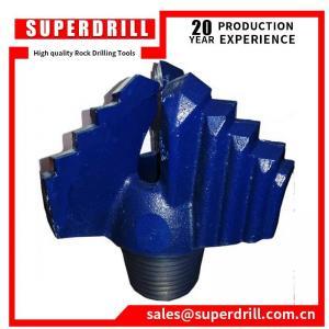 China OEM customization/3 blades pdc drag drill bit wholesale