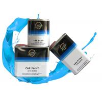 China 2k Clear Auto Paint Scratch Repair , Industrial Acrylic Paint Hardener wholesale