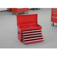 China 26 Inch 7 Drawers Metal Top Lockable Tool Chest With Handles Color Can Be Customized wholesale