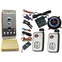 Smartphone Controlled GSM Car Alarm System With Remote Start Phone App Manufactures