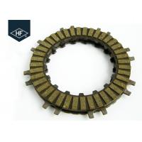 China Paper Based Clutch Disc Plate, Auto 90D Motorcycle Clutch Pressure Plate wholesale