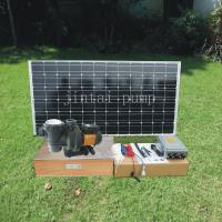 China 900w Solar Swimming Pool Pump Solar Water Pump JP21-19/900 Solar DC pump wholesale