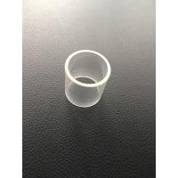 China Sapphire Optical Glass Lens , Single Crystal Glass With Chemical Resistance wholesale