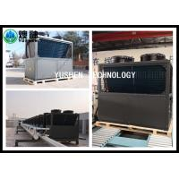 China ASHPs Heat Pump Heating And Cooling System For Commercial Office Building wholesale