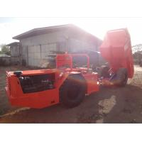 China RT-12 Carbon Steel Low Profile Dump Truck For Medium Size Rock Excavation wholesale