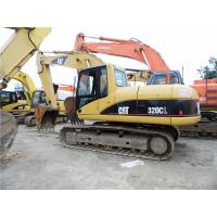 China Caterpillar 320CL Used 20 Ton Excavator For Sale on sale