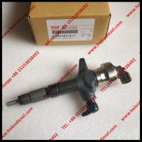 China New DENSO Common rail injector 8-98238318-0 for ISUZU original fuel injector  8982383180 , 8982383181 ,8-98238318-1 on sale