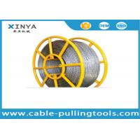 China Braided Anti Twist Wire Rope 158KN Breaking Force wholesale