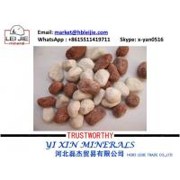 China Gardening material cobbles with best price wholesale