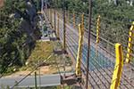China high quality eco friendly stainless steel wire rope mesh for protection fence wholesale