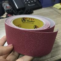 China Safety Anti Slip Tape For Showeroom Skateboard , Waterproof Non Slip Tape on sale