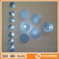China 100% recyclable factory manufacturer Best Quality Low PriceAluminum Slug Concave Shape with Hole wholesale