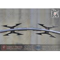 China CBT-60 Hot Dipped Galvanised Concertina Razor Barbed Wire O.D. 500mm | Factory Sales wholesale