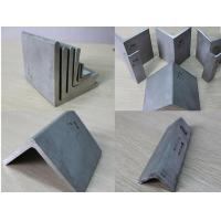 China 316 Stainless Steel Angle Steel Bar on sale