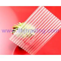 China Crystal Twin Wall Polycarbonate Sheet wholesale