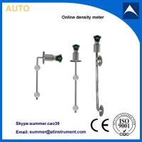 China Industry online densimeter used in Syrup wholesale