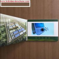 China customize digital video card for 5inch Digital Greeting Cards For Festivals Best Video Business Card wholesale
