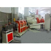 China EVA TPE Shoe Sole Material Rubber Kneader Machine With Underwater Cutting System wholesale