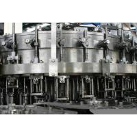 China Aerated Water Carbonated Beverage Filling Machine Full Automatic 4KW Power wholesale