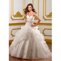 China Ball Gown Bridal Wedding Dresses wholesale