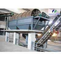 China Rotary Sand Sieving Machine ,  High Efficiency Industrial Vibrating Screen wholesale