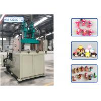 China 24 Cavities Multi Color Injection Molding Machine For Plastic Toys Figurine wholesale