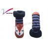 China Dispensing non slip warm slipper socks thickening terry cartoon floor wholesale