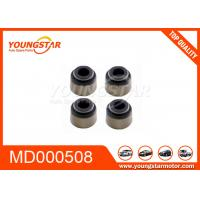 China MD000508 MD050109 Cylinder Head Repairs Valve Stem Seals For Mitusbishi 4D56 wholesale