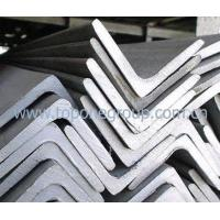 China Stainless Steel Angle Bars wholesale