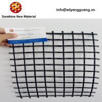 China Factory Supply Geogrid for Asphalt Pavement Reinforcement with CE Mark on sale