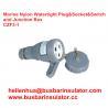 China marine nylon watertight socket CZF3-1 waterproof marine socket and switch wholesale