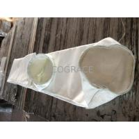 China Fiberglass Filter Dust Collector Filter Bags PTFE Membrane Fiberglass Filter Cement Plant on sale