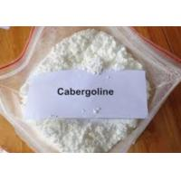 China Cabergoline Dostinex Caber Anti Estrogen Supplements Muscle Building Steroids 81409-90-7 wholesale