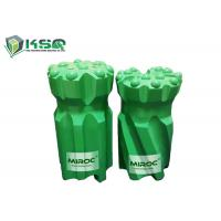 China Spherical Ballistic Retractable Drill Bit T51 Threaded Rock Drilling Tools wholesale