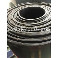 China Textile fiber reinforced rubber sheeting roll High tensile strength and wear resistance on sale