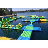 China Giant Commercial Inflatable Water Parks Summer Water Toys Game For Lake wholesale
