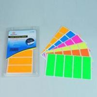 China Stickers, Self-adhesive/Color Coding, Assorted Colors, Used for Offices/Schools/Other Indications wholesale