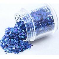 China Solvent Resistant Glitter Powder for Nail Polish wholesale
