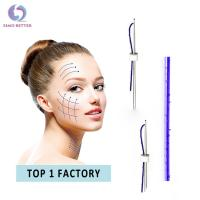 Quality Double Blunt Needle Cog Thread Face Lift Skin Rejuvenating Anti - Aging for sale