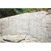 Well Reputation &High Anti-Pressure rock retaining wall
