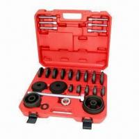 China FWD Wheel Bearing Removal Tool Kit for Axle, Bearing, Bush and Hub Service wholesale