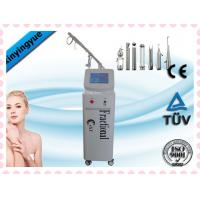 China 40W 10600 nm RF Metal Tube Fractional Co2 Laser For Acne Scars / Vaginal Treatment on sale